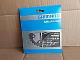 Зірка шатунів Shimano XT FC-M8000 2x11s 26T, фото 2