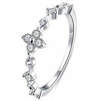 R009-Б-7 позолоченные корейский Стиль новый дизайн палец кольцо для Леди 7