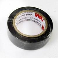 Автоизолента черная 3М, 10 метров