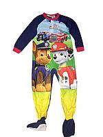 Пижамка детская на возраст 4-5 лет