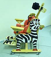 ЗЕБРА - Реабилитационное кресло для детей с ДЦП Zebra Positioning Chair Size 2