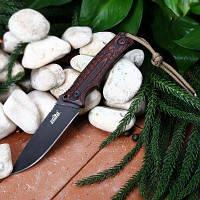 CIMA G20 нож с фиксированным лезвием Чёрный