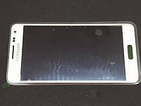 Дисплей Samsung SM-G850 Galaxy Alpha оригинал GH97-16386D