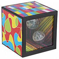 Новинка монета исчезнет вспышки магии денег трик ящик с игрушками для малыша Цветной