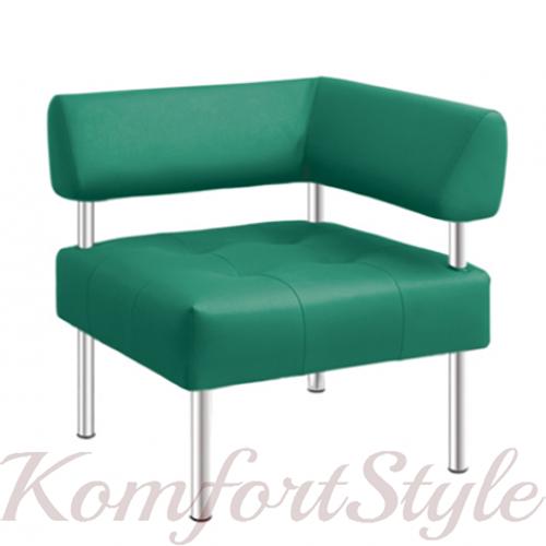 Кресло офисное угловое Office /Офис мягкая мебель для офиса