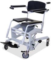 Кресло-каталка для душа и туалета Lojer 4080 Venla