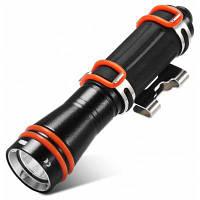 Archon W1A AAA Светодиодный фонарик для дайвинга Чёрный