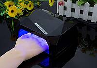 Лампа для ногтей LED+CCFL 36Вт СЕНСОР