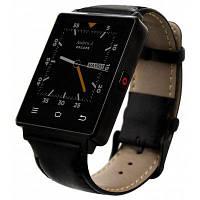 NO.1 D6 3G смарт-часы-телефон Чёрный