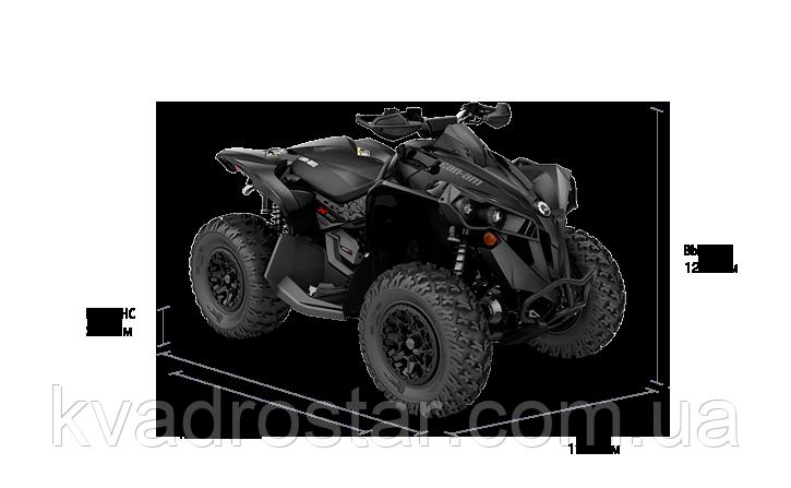 Квадроцикл Brp RENEGADE 1000R X XC