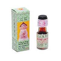 Вьетнамский Лечебный бальзам-масло (Dau Phat Linh Truong Son) для внутреннего и наружного применения - 1,5 мл