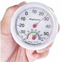 TH108 2 в 1 измеритель температуры и влажности Белый