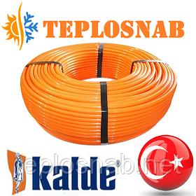 Труба для теплого пола Kalde (Турция) Pex-B 16х2 mm Original c кислородным барьером