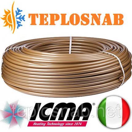 Труба для теплого пола ICMA 16х2.0 Рex-A (Италия), фото 2
