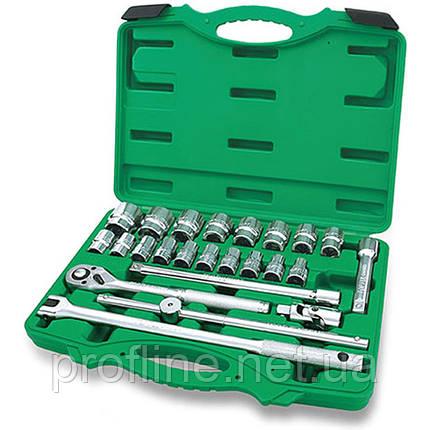 Набор инструментов 24 ед. Toptul GCAI2411, фото 2
