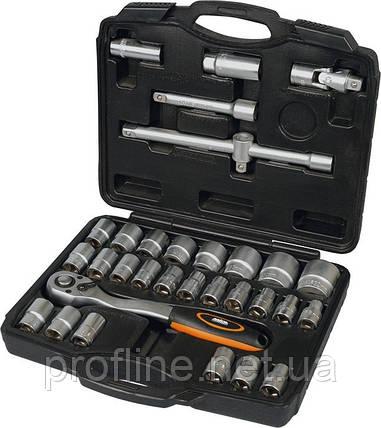 Набор инструментов 32 ед. Miol 58-147, фото 2