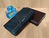 Портмоне, кошелёк мужской Baellerry Джинс, модель 1, цв. черный