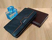 Портмоне, кошелёк мужской Baellerry Джинс, модель 1, цв. черный, фото 1