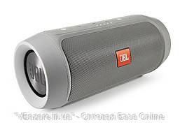 Портативная стерео колонка JBL Charge 2 Bluetooth MP3 FM USB