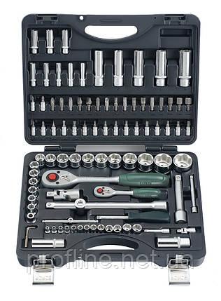 Набор инструментов  94 ед. Force 4941R-5 F, фото 2
