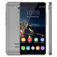 "Смартфон Oukitel U16 Max 3/32Gb Gray, 13/5Мп, 8 ядер, 2sim, экран 6"" IPS, 4000mAh, GPS, 4G, Android 7.0, фото 1"