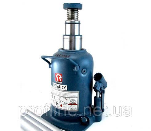 Домкрат бутылочный 10 т TORIN TH810001, фото 2