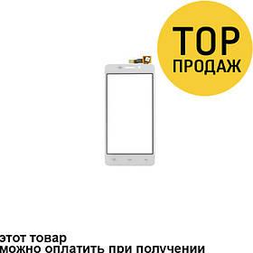 Сенсорный экран для мобильного телефона Doogee DG280, белый