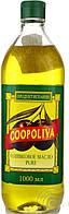 """Масло оливковое """"Coopoliva"""" Pure стекло 1000 мл"""