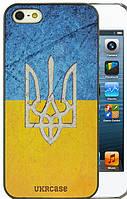 Чехол для iPhone 4 Герб Украины