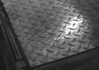 Лист стальной рифленый по ГОСТ, листы с рифлением купить у нас выгодная цена