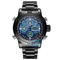 Часы мужские AMST 3022 Metall Black-Blue
