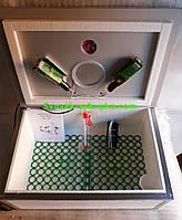 """Инкубатор """"Наседка"""" 100 яиц (Ручной переворот). Аналоговый термометр."""