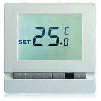 ТС-С03 беспроводной ЖК-дисплей Термостат Белый