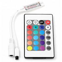 BRELONG 6A ИК пульт дистанционного управления для подсветки полос RGB Разноцветный