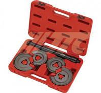 Приспособление для стяжки пружин (МВ, Saab, Ford, Skoda, Opel, Lada, Peugeot 406/605, VW, Fiat etc.) 1801 JTC