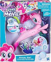 Интерактивная игрушка Пинки Пай Мерцание  My Little Pony The Movie Pinkie Pie Swimming SeaponyC0677