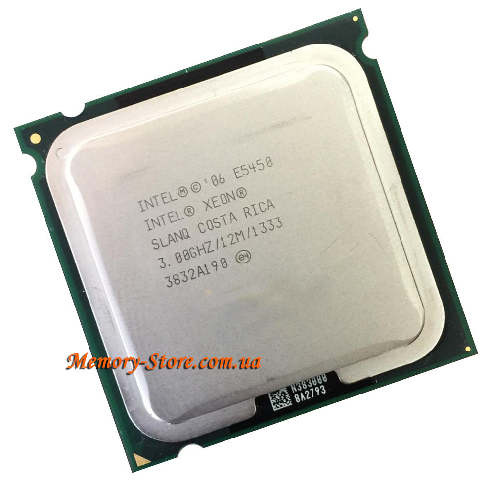 Процессор Intel Xeon E5450 4-ядра 3 0GHz SLANQ С0 для LGA775 + термопаста  GD900: продажа, цена в Харькове  процессоры от