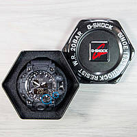 Черные часы casio g-shock, часы мужские касио