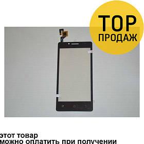 Сенсорный экран для мобильного телефона Ergo SmartTab 4.5, черный, ORIG
