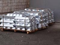 Алюминиевые чушки и слитки  АК9; АК9ч Кчушки слитки, Алюминий литейный ГОСТ цена купить