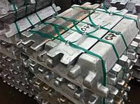 Алюминиевые чушки и слитки А7е; ЗАлКчушки слитки, Алюминий литейный ГОСТ цена купить