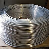 Труба алюминиевая  д.8×1мм   50м.бухта