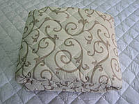 Одеяло силиконовое двухспальное 180*210 хлопок (2891) TM KRISPOL