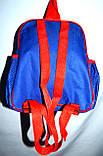 Детский школьный рюкзак для мальчиков Ниндзя 22*27, фото 3