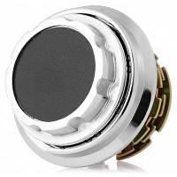 980-1 кодовый замок шкалы 3 диска для безопасного коробочки для ювелирных изделий Серебристый