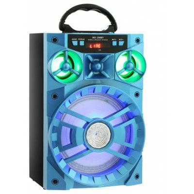 Redmaine МС-188BT музыка спикер Bluetooth Синий - ➊ТопШоп ➠ Товары из Китая с бесплатной доставкой в Украину! в Киеве