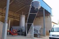 Мобильный бетонный завод F-1800 Scandinavian & UK Machines