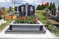 Памятник из покостовки, фото 1