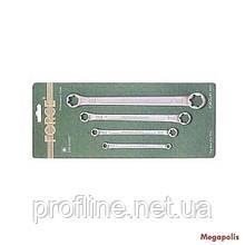 Набор накидных ключей TORX 4 ед. Force 5041 F