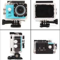 Экшн камера HD18 PLUS 4K с Wi-Fi (GoPro)